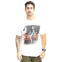 Camisa Illicit 55 Mafia Teen Branca