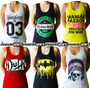 T-shirt Regatas Fitness - Mickey - Yankees - Jack Daniel´s