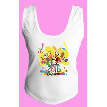 Camiseta Regata Nadador Carnaval Canarval Folia Frevo 07
