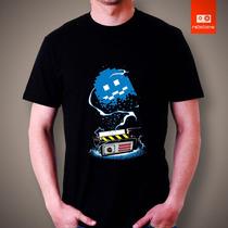 Camisetas Filmes Games Jogos Caça Fantasmas Pac Man Atari
