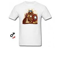 Camiseta Desenho Capitão Caverna