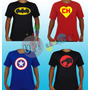 Camiseta Camisa Lanterna Verde Chapolim Thundercats Batman