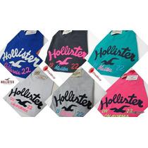 Camiseta Hollister Feminina