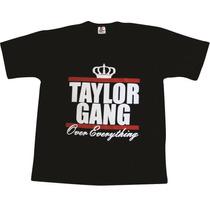 Camiseta Preta Hip Hop Rap - Taylor Gang - Frete Grátis!!