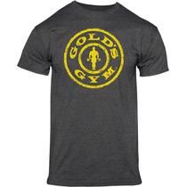 Gold´s Gym Original - Camiseta Importada