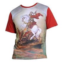 Camiseta São Jorge - Unissex