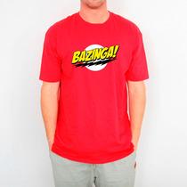 Camiseta Bazinga The Big Bang Theory