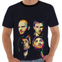 Camiseta Coldplay 2