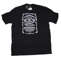 Camiseta Lynyrd Skynyrd Whisky Jack Daniels Stamp