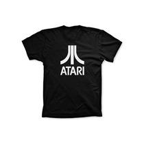 Camiseta Engraçada Humor Nostalgia Pai Dos Video Game Atari