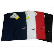 Camiseta Abercrombie Hollister Aeropostale Atacado E Varejo
