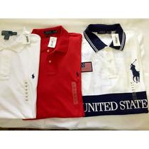 Camisa Polo Ralph Lauren Original Tamanho Extra Grande