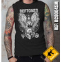 Camiseta De Banda - Deftones - Rock,death,trash,filme,hq