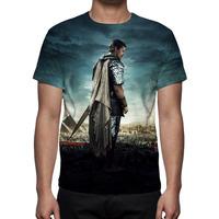 Camisa, Camiseta Filme Êxodo Deuses E Reis - Estampa Total