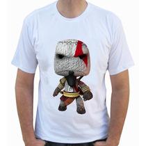 Camisa - God Of War