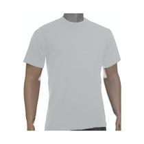 Kit 50 Camisetas Básicas Brancas Apenas R$8.90 Cada