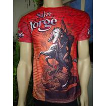 Camiseta De São Jorge ( Salve Jorge )