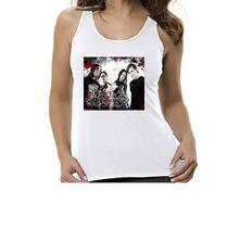 Camiseta Regata Banda Bullet For My Alentine - Feminino