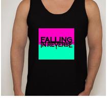 Camiseta Regata Banda Falling In Reverse