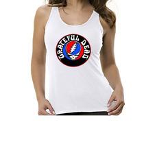 Camiseta Regata Banda The Grateful Dead- Feminino