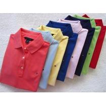 Lote 5 Camisas Gola Polo + 5 Regatas + 5 Camisetas Algodao