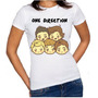 Camiseta One Direction Fofo 1d Personalizada