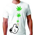 Camisetas Thc Marijuana Swag Hemp 4:20 Personalizada