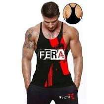 Regata Super Cavada Musculação Ferax Camisetas Academia