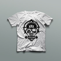 Camisetas Masculinas De Marcas Atacado Camisas 3d Tatuagens