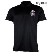 Camiseta Polo Rock Guns N Roses, Kiss, Misfits, Etc.