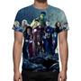 Camisa, Camiseta Os Vingadores 2 A Era De Ultron Mod 03