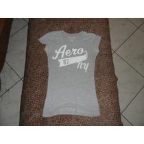 Aeropostale - Camiseta Feminina Original Pp Importada