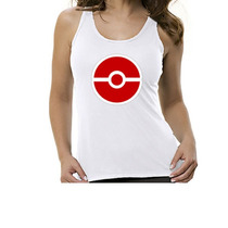 Camiseta Regata Desenho Pokémon - Feminino