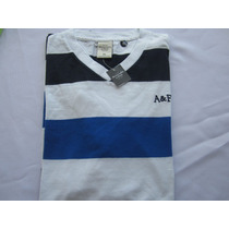 Camiseta Abercrombie & Fitch (100% Original)