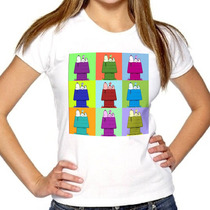 Camiseta Cinema - Snoop, Frida Kahlo, Elvis Presley