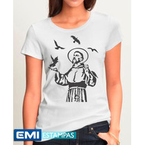 2461- Camisetas São Francisco De Assis
