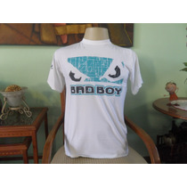 Camiseta Rash Guard Bad Boy Jiu Jitsu Competidor Importada