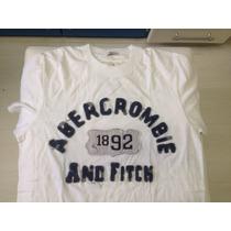 Camiseta Abercrombie - Tamanho M