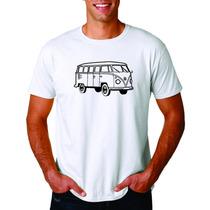 Camiseta Kombi Volkswagen Vw