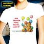 Camiseta Personalizada Baby Look Feminina Camisa Mulher Foto