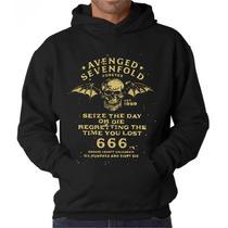 Moletom Avenged Sevenfold A7x