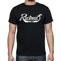 Camiseta Racionais Mc