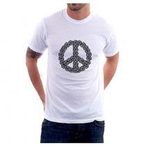 Camiseta Símbolo Da Paz