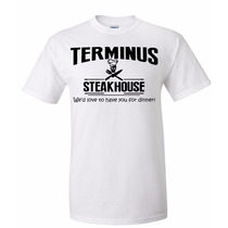 Camiseta The Walking Dead -terminus A Melhor