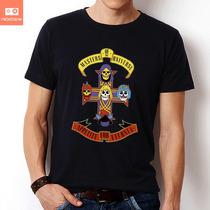 Camiseta Guns N Roses Heman He-man Anos 80 Banda Musica Rock