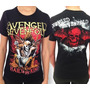 Baby Look Avenged Sevenfold - Hail To The King (consulado)