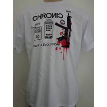 Camiseta Chronic 4:20 Gg Rap Hip Hop Crazzy Store