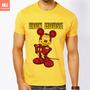 Camisetas Homem De Ferro Mickey Iron Man Marvel Disney Heroi