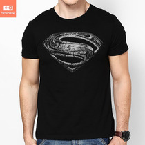 Camisetas Superman Super Homen Man Of Steal Dc Comics Heroi