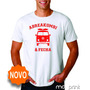Camiseta Carros Combi Volkswagen